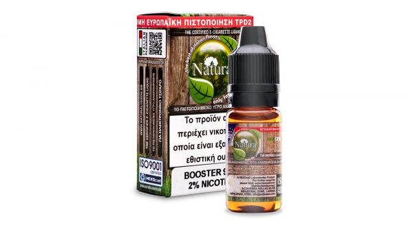 Booster Νικοτίνης – HEXOCELL 10ML 90VG/10PG 20MG